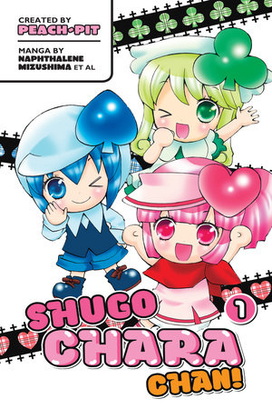 Shugo Chara Chan 1 by Peach-Pit