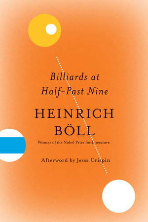 Billiards at Half-Past Nine by Heinrich Boll