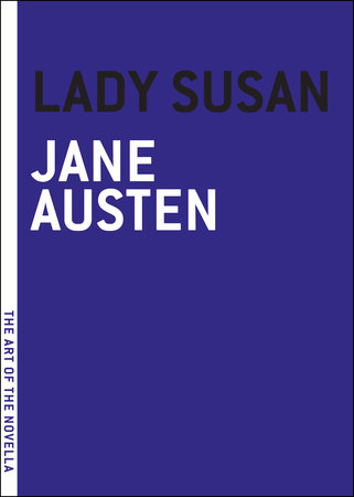The cover of the book Lady Susan