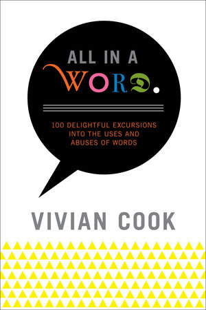 All In A Word by Vivian Cook