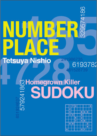Number Place: Blue by Tetsuya Nishio