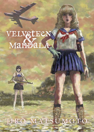 Velveteen and Mandala by Jiro Matsumoto