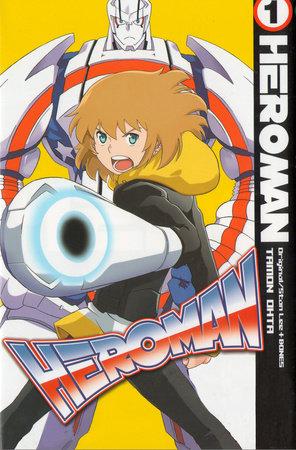 HeroMan volume 1 by