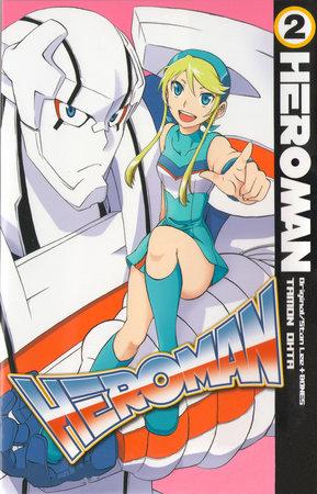 HeroMan volume 2 by