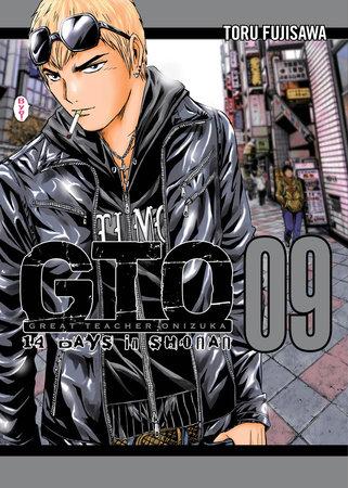 GTO 14 Days in Shonan, volume 9 by Toru Fujisawa