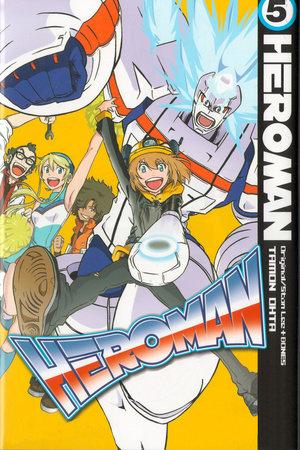 HeroMan, volume 5 by