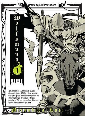 Wolfsmund, vol 1 by Mitsuhisa Kuji