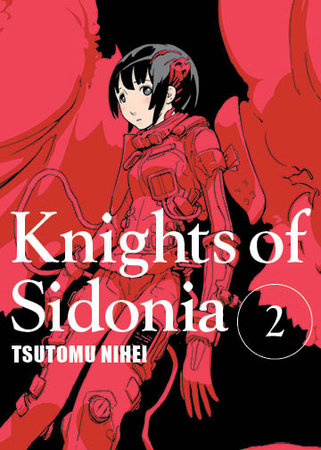 Knights of Sidonia, volume 2 by Tsutomu Nihei