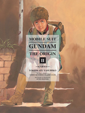 Mobile Suit Gundam: THE ORIGIN volume 2 by Yoshiyuki Tomino