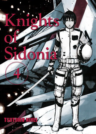 Knights of Sidonia, volume 4 by Tsutomu Nihei