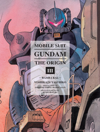 Mobile Suit Gundam: THE ORIGIN, Volume 3
