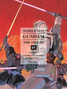 Mobile Suit Gundam: THE ORIGIN, Volume 4