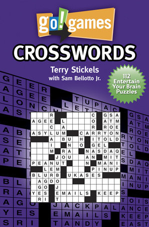 Go!Games Crosswords by Terry Stickels and Sam Bellotto Jr.