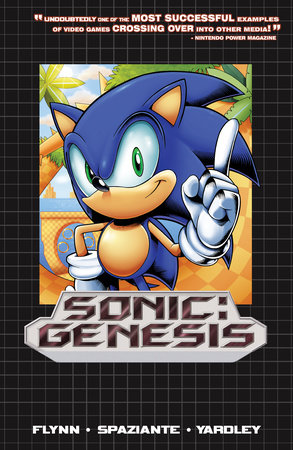 Sonic Genesis by Sonic Scribes
