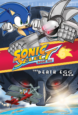 Sonic Select Book 6 by Sonic Scribes