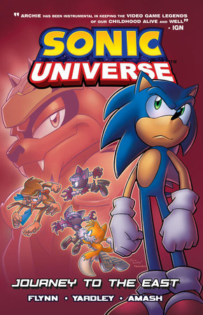 Sonic Universe 4: Journey to the East by Sonic Scribes