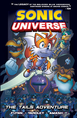 Sonic Universe 5: The Tails Adventure by Sonic Scribes