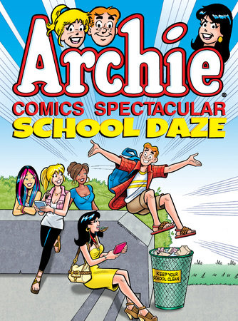 Archie Comics Spectacular: School Daze by Archie Superstars
