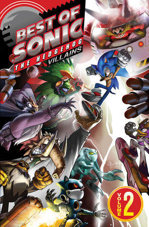 Best of Sonic the Hedgehog 2: Villains by Sonic Scribes