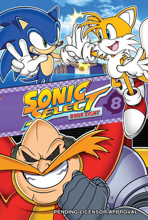 Sonic Select Book 8 by Sonic Scribes