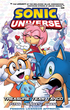 Sonic Universe 6: Treasure Team Tango by Sonic Scribes