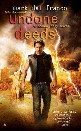Undone Deeds by Mark Del Franco