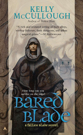 Bared Blade by Kelly McCullough