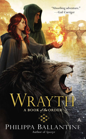 Wrayth by Philippa Ballantine