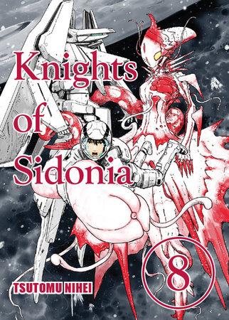 Knights of Sidonia, Volume 8 by Tsutomu Nihei