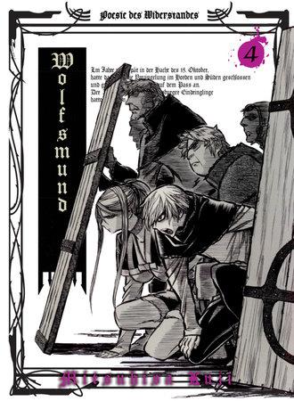 Wolfsmund, Volume 4 by Mitsuhisa Kuji