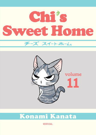 Chi's Sweet Home, volume 11 by Konami Kanata