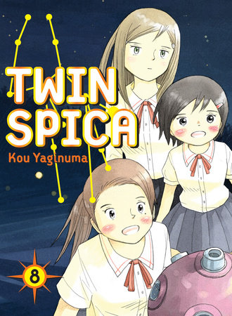 Twin Spica, Volume 8 by Kou Yaginuma