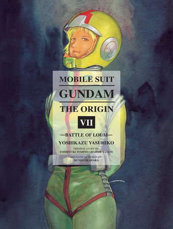 Mobile Suit Gundam: THE ORIGIN, Volume 7 by