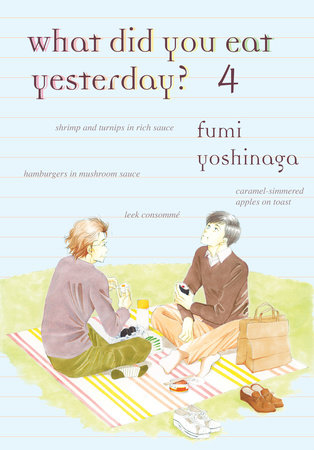 What Did You Eat Yesterday?, Volume 4 by Fumi Yoshinaga