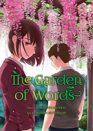 The Garden of Words by Makoto Shinkai