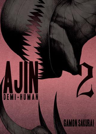 Ajin, Volume 2 by Gamon Sakurai