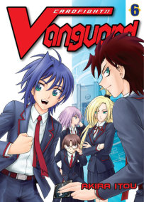 Cardfight!! Vanguard, Volume 6