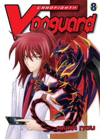 Cardfight!! Vanguard, Volume 8