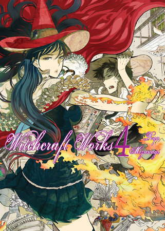 Witchcraft Works, Volume 4 by Ryu Mizunagi
