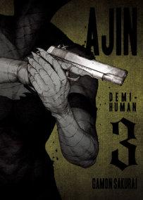 Ajin, Volume 3