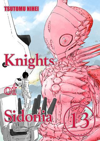 Knights of Sidonia, Volume 13 by Tsutomu Nihei