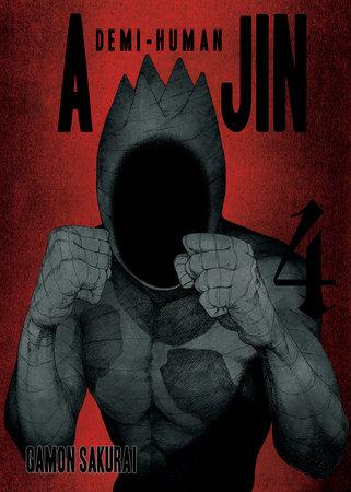 Ajin, Volume 4 by Gamon Sakurai