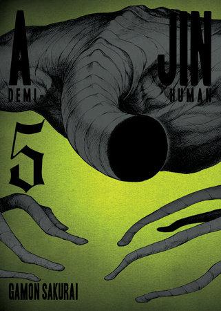 Ajin, Volume 5 by Gamon Sakurai