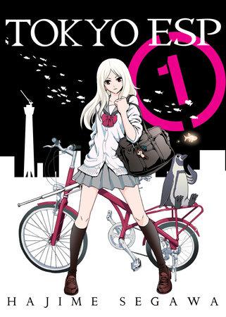 Tokyo ESP, volume 1 by Hajime Segawa