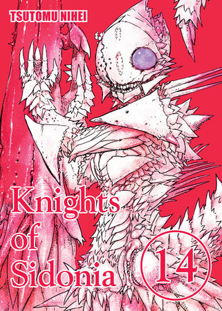 Knights of Sidonia, Volume 14 by Tsutomu Nihei