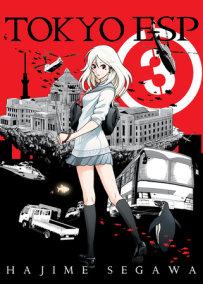 Tokyo ESP, volume 3