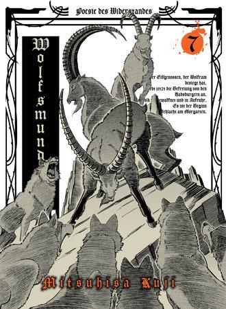 Wolfsmund, Volume 7 by Mitsuhisa Kuji