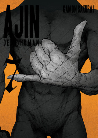 Ajin, Volume 7 by Gamon Sakurai