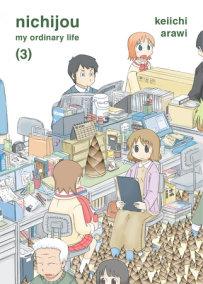 Nichijou, 3