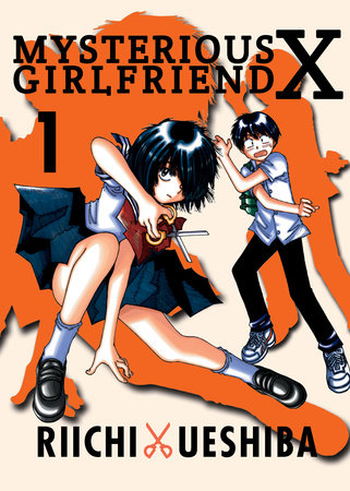 Mysterious Girlfriend X, 1 by Riichi Ueshiba